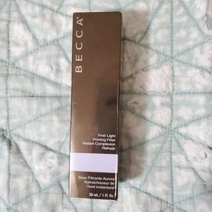 BECCA first light priming filter FULL SIZE